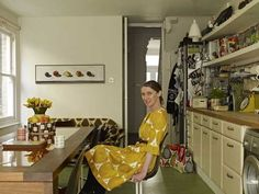 Orla Kiely House Linear Stem Storage Jar 1 Litre   Tomato | Orla Kiely  Kitchen Collection | Pinterest | Storage Jars, Orla Kiely And Storage