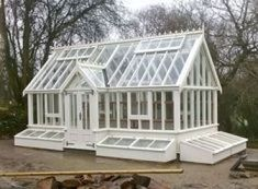 Bespoke Victorian Greenhouses Here at Bespoke Victorian Glasshouses we offer a totally bespoke service to our customers if you require a wonderful grand design or a simple model we can help Simply tell us your requirements and we will turn your ideas into Best Greenhouse, Greenhouse Effect, Backyard Greenhouse, Greenhouse Plans, Pallet Greenhouse, Portable Greenhouse, Greenhouse Growing, Greenhouse Wedding, Victorian Greenhouses