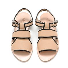 SELIMA PLANK SANDAL by Loeffler & Randall. I never stop loving every thing they do