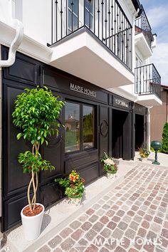 メープルホームズ愛知南オフィス|パリのアパルトマン施工事例|メープルホームズ