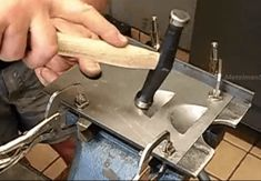 Here Is One Neat Metalshaping Trick You Should Learn.