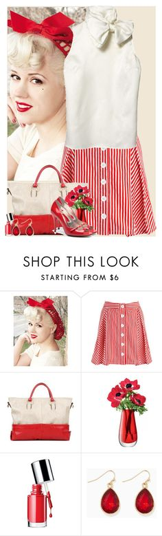"""""""Bez naslova #2995"""" by gita016 ❤ liked on Polyvore featuring Retrò, Red Herring, Mikko and Clinique"""