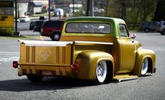 custom ford f 100