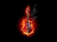 Guitar Wallpapers For Desktop Guitar Wallpaper
