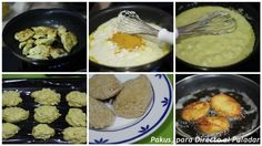 Pechugas villaroy al curry paso a paso