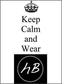 Wear hB!