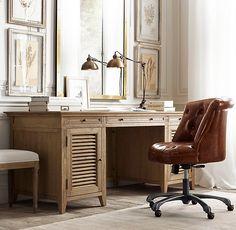 Treviso Tufted Desk Chair