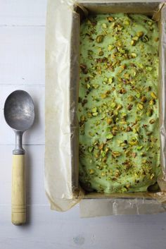 "MATCHA GREEN TEA, AVOCADO, PISTACHIO & COCONUT ""ICE CREAM"" [ful-filled] [vegan]"