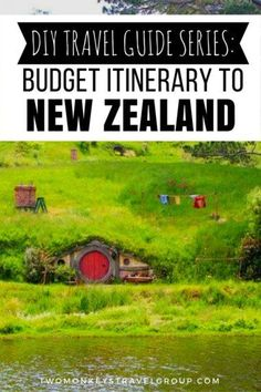 Budget Itinerary to New Zealand - DIY Travel Guide Series