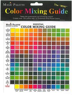 Matter Of Fact Ink Color Mixing Chart Ink Color Mixing Chart Colour Mixing Chat Colour Mixing Chart For Artists Mixing Acrylic Paints Color Chart Color Mixing Chart Acrylic, Color Mixing Guide, Mixing Paint Colors, Paint Color Chart, Paint Charts, Acrylic Colors, Color Charts, Acrylic Pouring Art, Color Magic