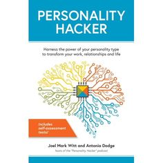 Authors are the hosts of the popular podcast Personality Hacker, in which they discuss personal growth and self development through a personality types lens The podcasts boasts over 3 million downloads and more than 82,000 email subscribers Personality types are a popular topic, particularity at the beginning of the year for new year, new you.--Publisher description. Hack Your Personality Type to Overcome Obstacles and Achieve Success. Delve into this interactive guidebook to hack your mind…