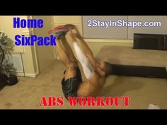 Home Sixpacks Abs Workout - How To Get Sixpack Abs