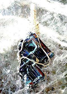 Bismuth Pendant Great Quality | New Earth Gifts