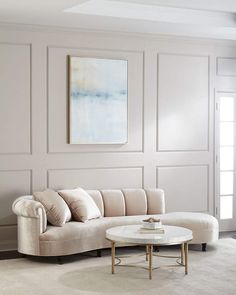 Shop Faye Channel Tufted Sofa from Haute House at Horchow, where you'll find new lower shipping on hundreds of home furnishings and gifts. Ikea Furniture, Luxury Furniture, Living Room Furniture, Living Room Decor, Furniture Design, Rustic Furniture, Furniture Dolly, Furniture Online, Antique Furniture