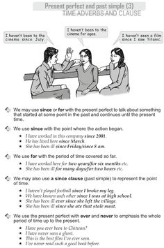 Grade 10 Grammar Lesson 5 Present perfect and past simple (3)