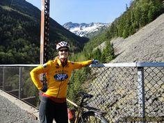 Mountain Bikes on the PCT