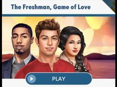 Choices: Stories You Play - The Freshman Game of Love Chapter 2