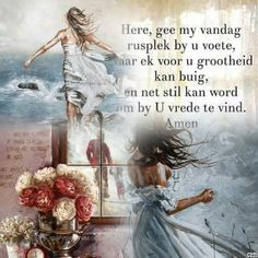 Evening Greetings, Afrikaanse Quotes, Good Night Blessings, Goeie Nag, Goeie More, Prayer Verses, Thank You Lord, Good Night Quotes, Positive Thoughts