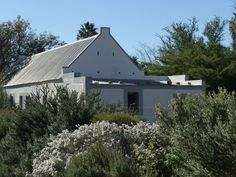 """Vergeet-my-niet"" (Forget-me-not), Prince Albert Architecture Details, Interior Architecture, Velvet Sky, African House, Cape Dutch, Smell Of Rain, Farm Houses, Prince Albert, Small Houses"