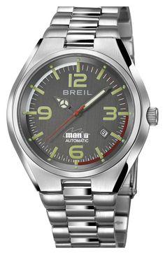 a1aca0ca61f7 Breil  Manta Professional  Automatic Bracelet Watch