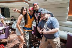 Reposting @ryzenxia: Can't wait to see these awesome people again! Nothing but good times and good vibes. #Dragoncon we going to roll in hard reppin' @hiphoptrooper !!! . . . . . . #animemidwest #animemidwest2017 #dragonball #dragonballz #dragonballsuper #dbz #dbs #hiphoptrooper #hiphop #respect #anime #asiangirls #goodvibes #goodtimes #nodrama #travel #adventure #fun #wanderlust