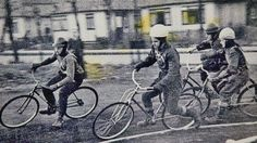 How did a hazardous and haphazard pastime become a hugely popular sport? Ww2 Bomb, Popular Sports, Great Britain, World War Ii, Wwii, Cycling, England Uk, London England, Bicycles