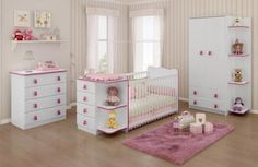 11-decorar quarto de bebe menina