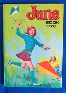 1971 June AND School Friend Sindy Annual Book 1972 HC VGN UK IPC   eBay