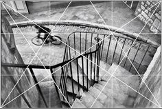 Динамическая симметрия: мастер-класс от Анри Картье-Брессона