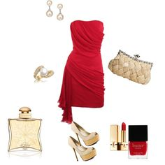 cocktail dress...