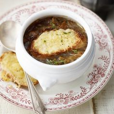 French onion soup - French recipe - soup recipe - Good Housekeeping