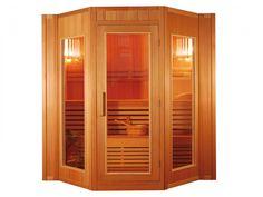 Sauna Traditionnel Finlandais 4/5 places Gamme prestige GÖTEBORG
