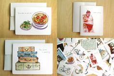 Gladstone Flea Vendor Profile: Lichia Liu of Gotamago Cards - Shedoesthecity