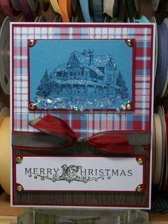 Splitcoaststampers FOOGallery - Christmas Lodge
