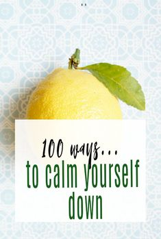 How to calm down - an array of great advice on ways to calm your mind and body and feel clearer headed and more deeply relaxed.   Calm is so important for your wellness, wellbeing, happiness and emotional health - come and find out some brilliant ways to achieve it   #calm #calmdown #relaxing #wellbeing #abeautifulspace How To Relax Yourself, Live For Yourself, Improve Yourself, Relaxation Techniques, Breath In Breath Out, Frugal Tips, Calm Down, Stressed Out, Ways To Save Money
