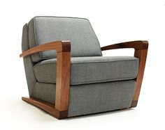 Kustom Armchair - Contemporary Handmade Armchair