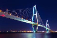 名古屋観光ならここ!地元民が選ぶ名古屋のオススメ観光スポットTOP40 | RETRIP[リトリップ] Bridge, Travel, Viajes, Bridges, Trips, Traveling, Legs, Tourism, Bro