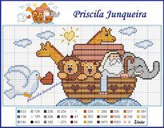 Priscila Junqueira Ponto Cruz: Arca de Noé