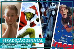 Clássicos para o natal | #ModoMeu #natal #classicos #movies