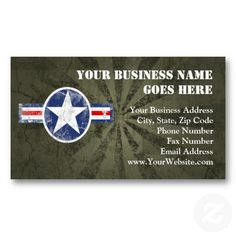 Sergeant sgt business card template military police business army air corps vintage business card cheaphphosting Image collections