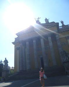 sunshine in Eger