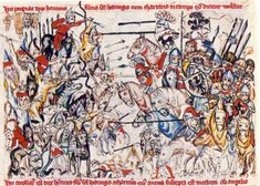 Genghis Khan's Mongol horde probably had rampant Hepatitis B. Viral DNA recovered from ancient human remains sheds light on HBV's evolutionary past. Medieval Manuscript, Medieval Art, Illuminated Manuscript, Poland History, Art History, Golden Horde, Lego Knights, Equestrian Statue, Genghis Khan