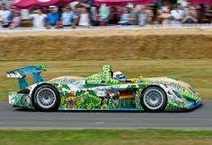 2000 Audi R8 Le Mans Race Car