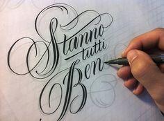 All sizes | Stanno tutti bene, work in progress | Flickr - Photo Sharing! — Designspiration