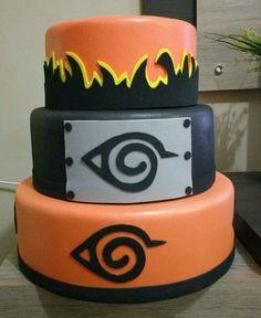 Kakashi, Naruto Uzumaki, Anime Naruto, Naruto Birthday, 11th Birthday, Bolo Do Naruto, Birthday Treats, Birthday Parties, Naruto Party Ideas