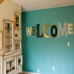 Como decorar um hall de entrada, 25 fotos (18)