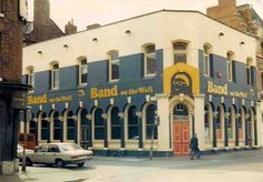 The Band on the Wall 1982, Manchester.