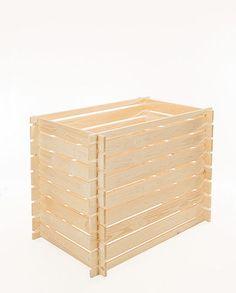dehner markenqualit t regal mit universalbox 125 x 53 x. Black Bedroom Furniture Sets. Home Design Ideas