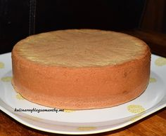 Doskonały biszkopt Cheesecake, Baking, Polish, Bread Making, Enamel, Patisserie, Cheesecakes, Backen, Manicure