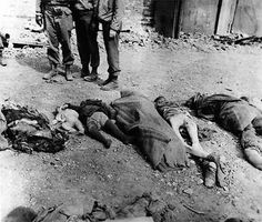 The Holocaust these poor babies